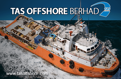 TAS Offshore posts RM13.4m loss in 3Q