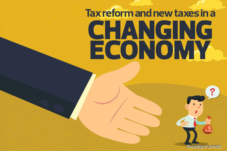 Cover Story: Tax reform and new taxes in a changing economy