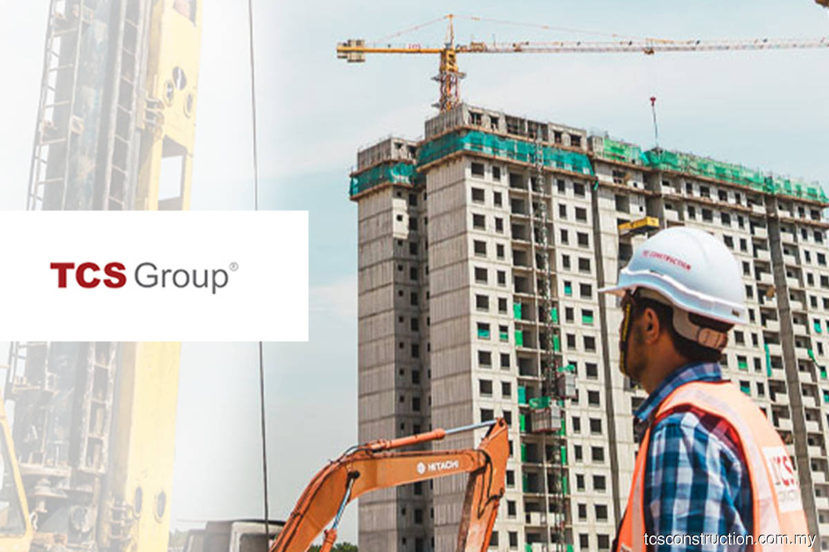 TCS wins RM68.4m house construction contract from SimeProp