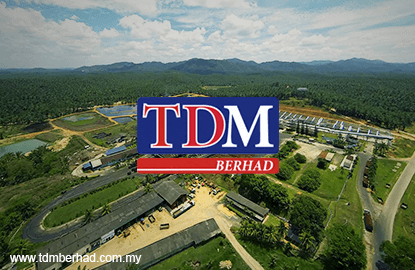 Kamarul Bahrein is TDM group CEO