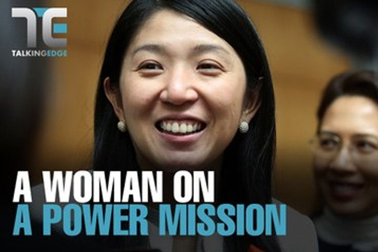 TALKING EDGE: Yeo Bee Yin: A woman on a mission