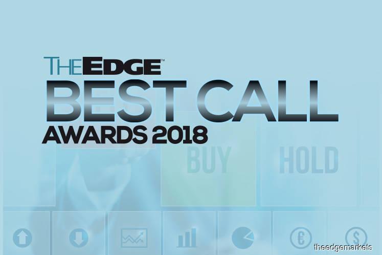The Edge Best Call Awards 2018