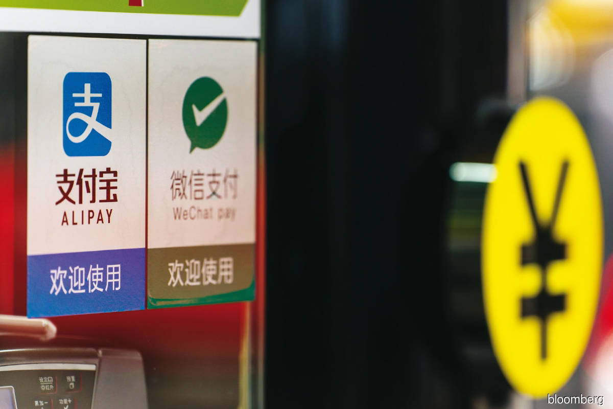 Some of the Chinese tech firms have become so big they threaten to undermine the government's authority