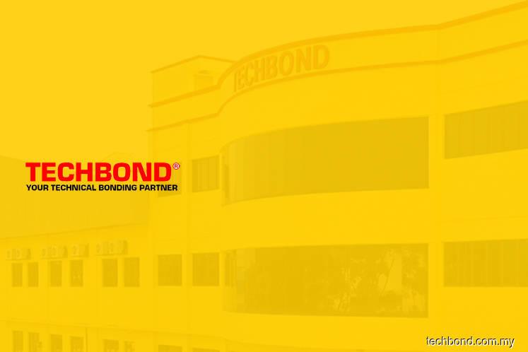 Techbond climbs 3.2% on positive technical outlook