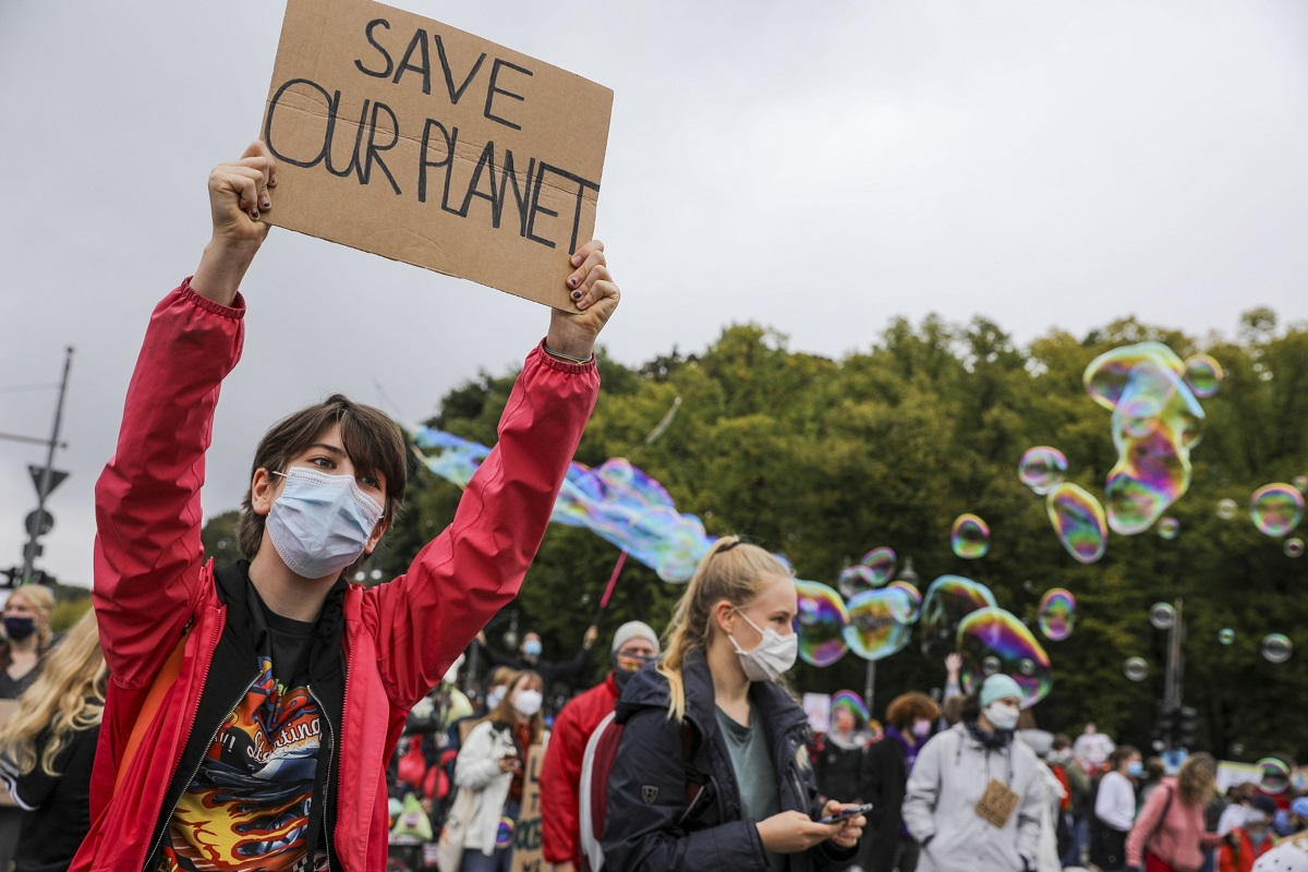 Teenagers are the most convinced there's a climate emergency — poll