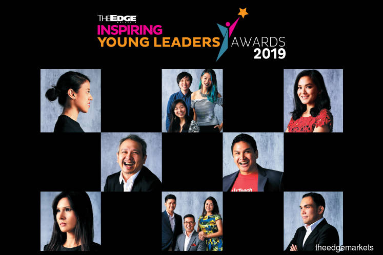 Recognition and reward for dynamic young leaders
