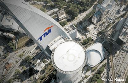 与政府签订宽频合作协议 马电讯股价跌0.61%