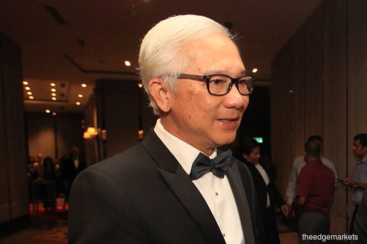 Strive on, Corporate Malaysia strive on