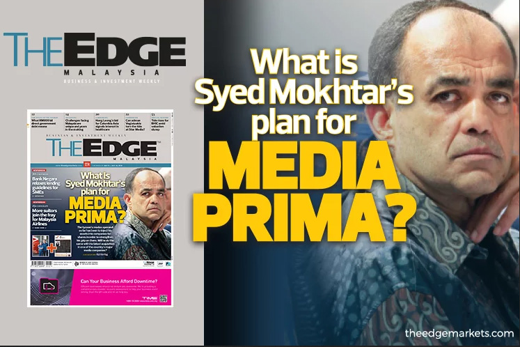 Now that he has a 24% stake, what would Syed Mokhtar do with Media Prima?