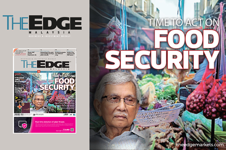 Daim: We need to get serious about Food Security
