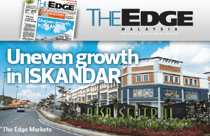 A long-term bet on Iskandar
