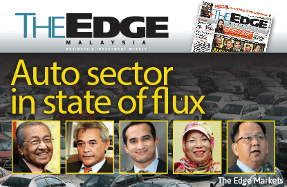 Auto sector in a state of flux