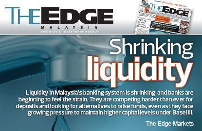 Shrinking liquidity engulfs Malaysian banks