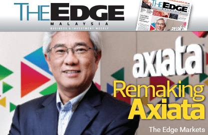 What is Axiata's game plan?