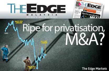 如今是否为私有化或并购的好时机?