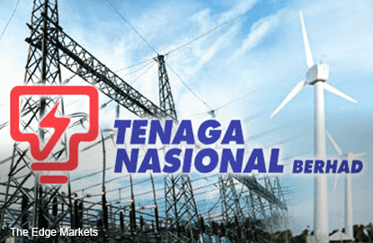 Tenaga resilience seen on Malaysian government commitment