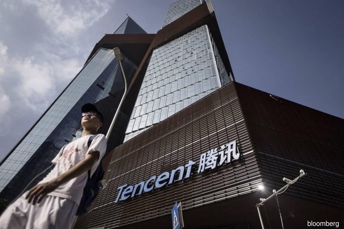 Tencent plunges US$45 billion after Trump's WeChat ban