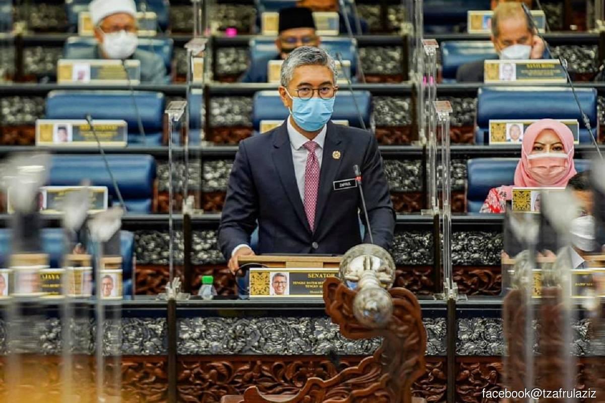 财长:政府准备放宽债务限制 9月提出提高债务上限动议