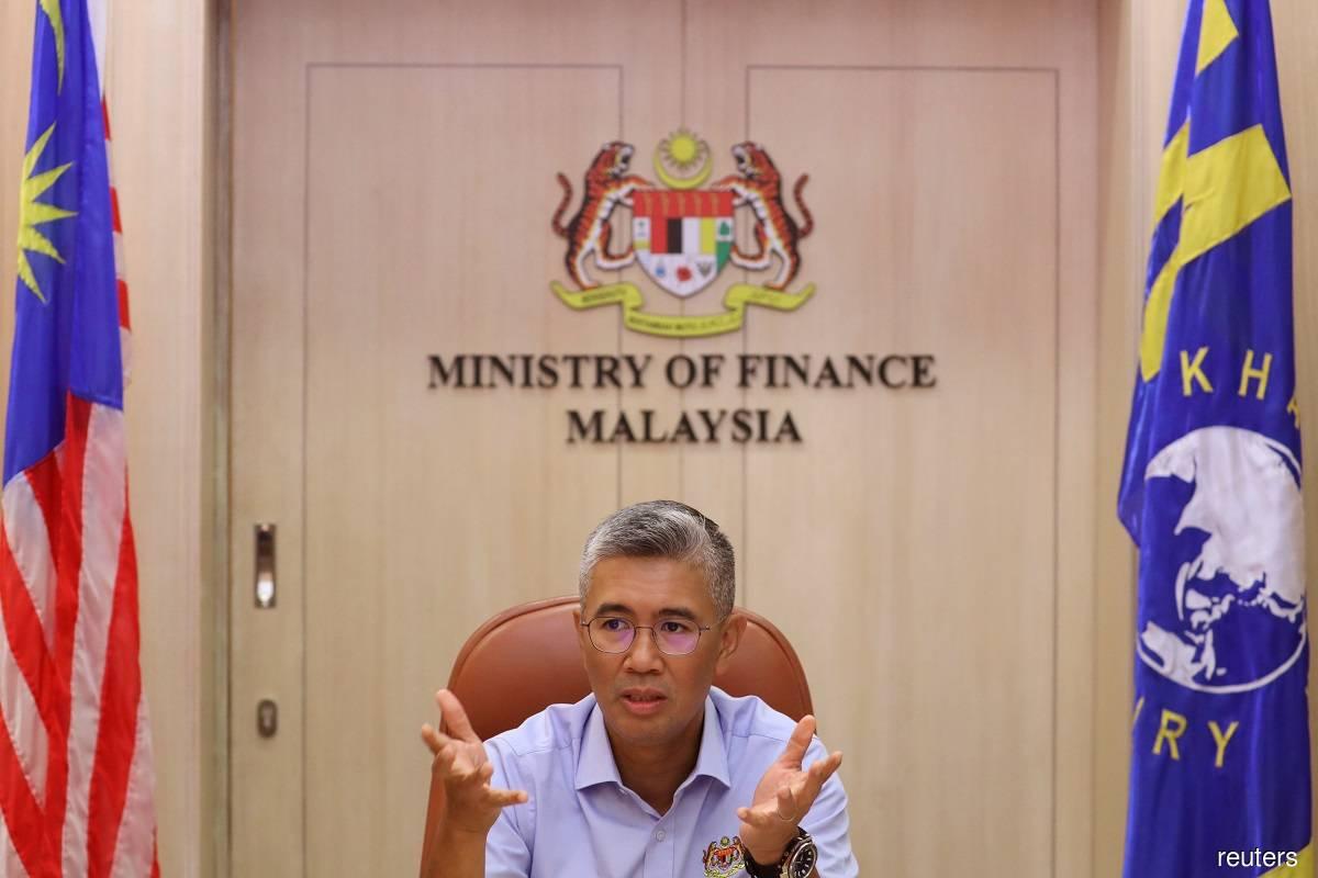 Datuk Seri Tengku Zafrul Tengku Abdul Aziz reappointed finance minister