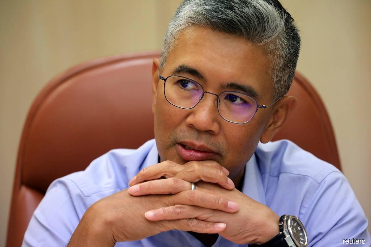 Tengku Datuk Seri Zafrul Abdul Aziz