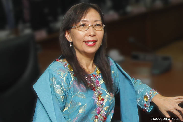 Special committee formed to monitor B20 biodiesel implementation, says Teresa Kok