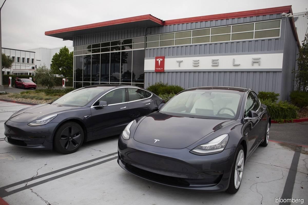 Tesla launches second $5 billion share sale since September