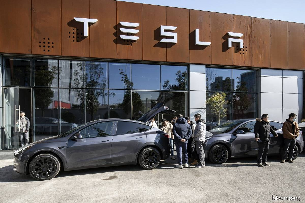 Tesla's China-made vehicle sales surged 29% in May — auto association