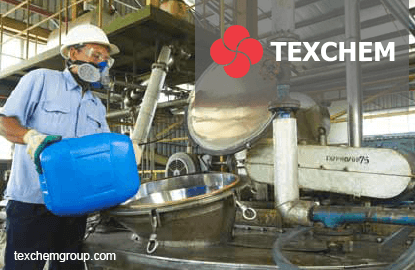 Texchem swings into red in 1Q on forex losses