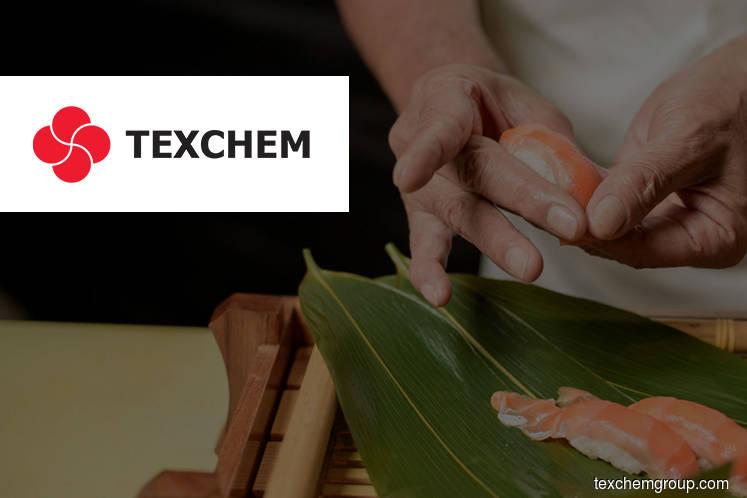 Texchem 1Q net profit up on 'exceptional income'