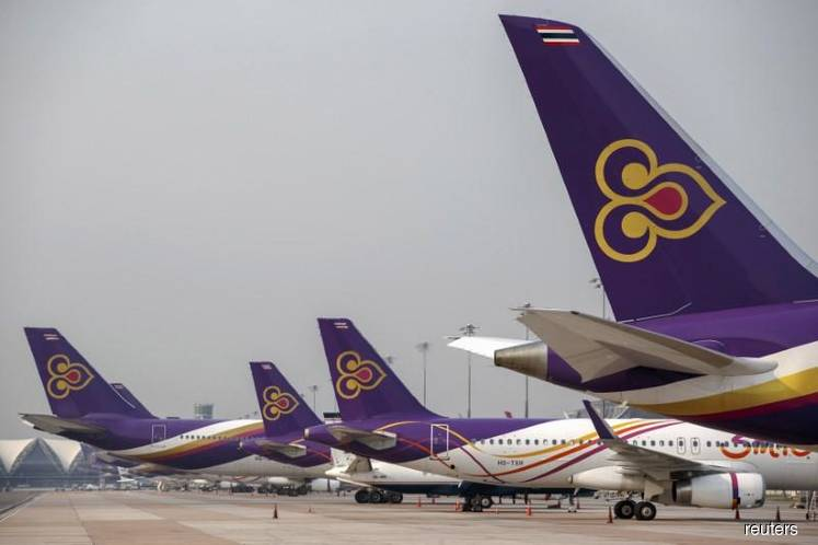 Thai Airways cancels Europe flights due to Pakistani airspace closure