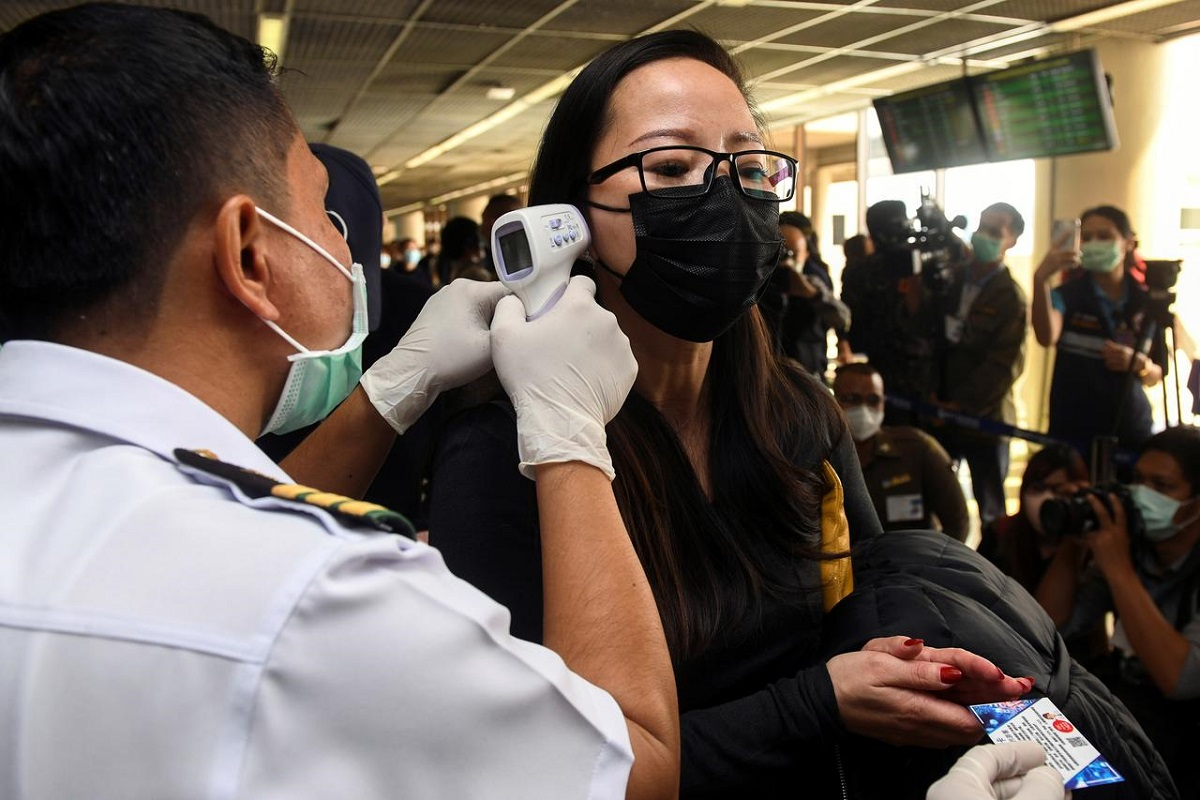 Two new Covid-19 cases in Thailand, involving foreigners only