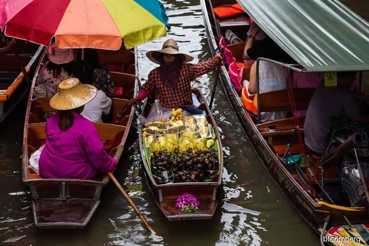 Thai Third-Quarter GDP Misses Estimates, Full-Year Forecast Cut