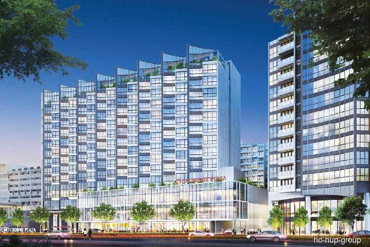 Ho Hup Group to launch  Aurora Duo in Bukit Jalil by 1Q2020
