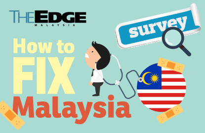 Cover Story: Survey - How to fix Malaysia