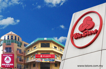 TYS Consolidated raises offer for The Store to RM3.70 a share