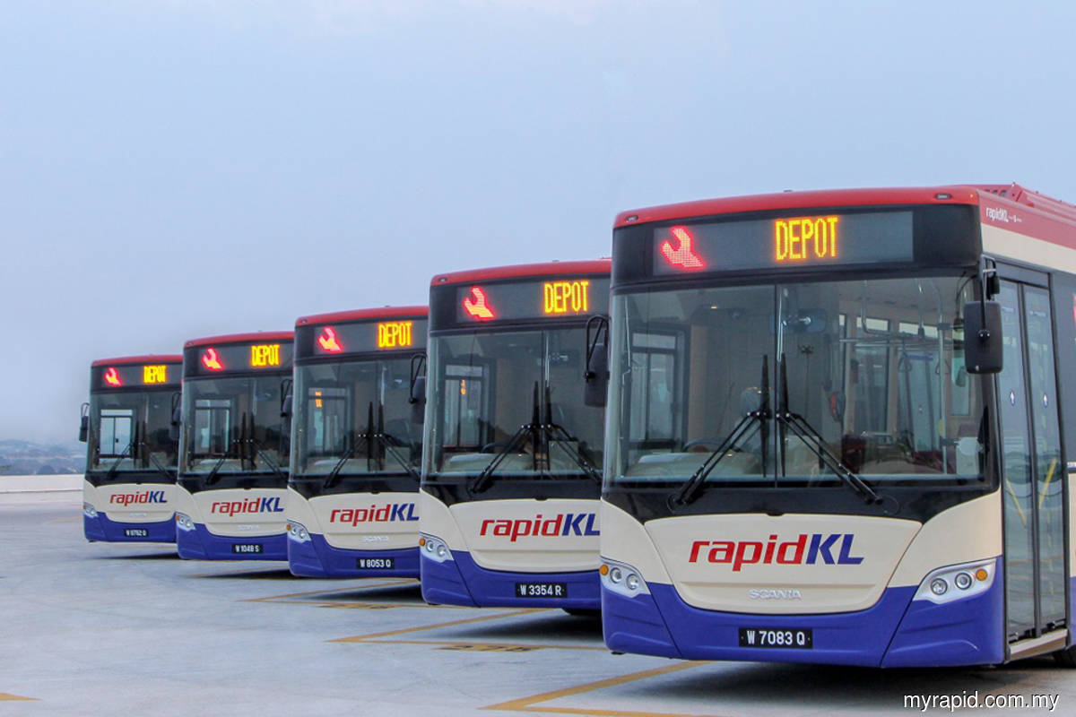 Rapid KL bus routes to be diverted following EMCO at Plaza Hentian Kajang