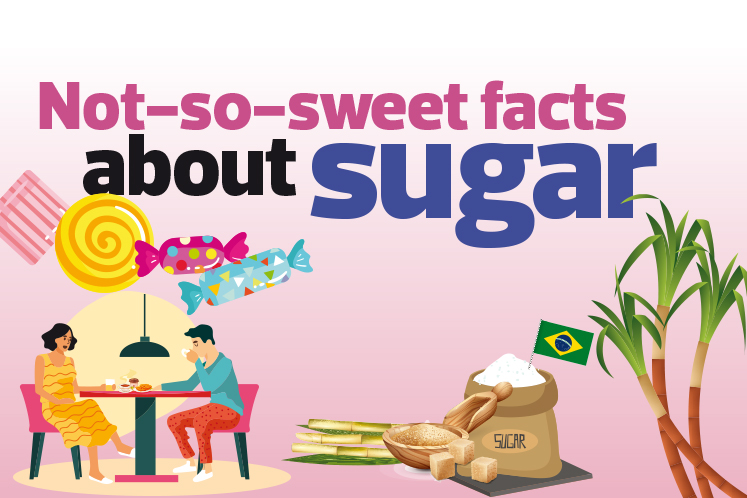 Not-so-sweet facts about sugar