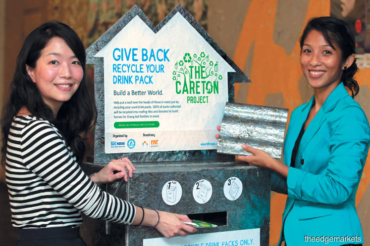 Good & Green: Turning Drink Cartons Into Roof Tiles