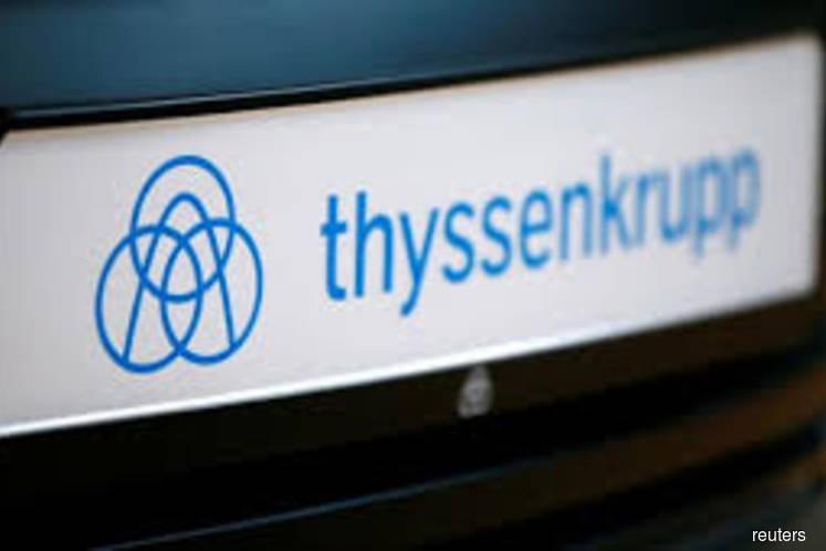 Thyssenkrupp to consider partial listing of elevators business, abandons split