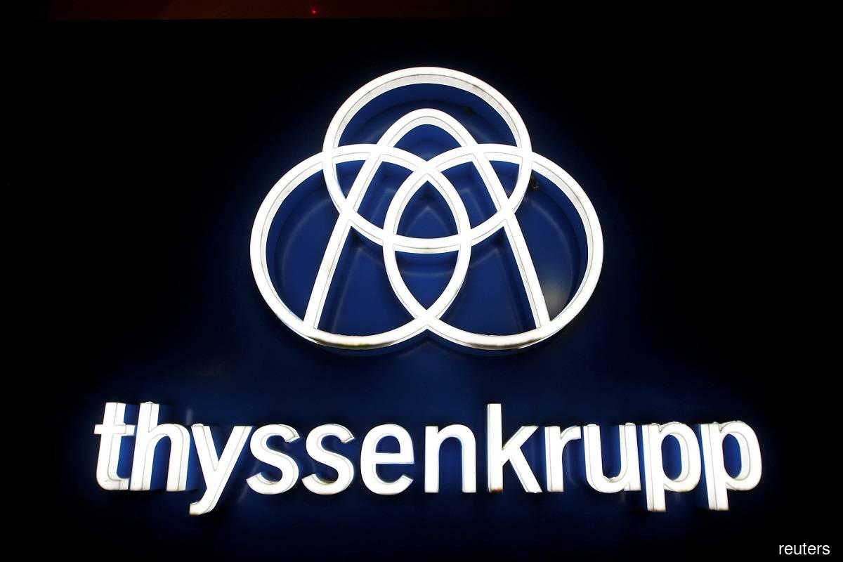Thyssenkrupp cuts another 5,000 jobs as losses deepen