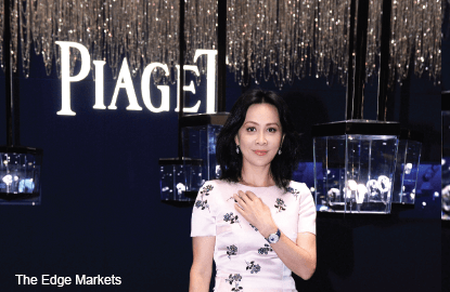 Timepieces: Piaget's debuts its latest Limelight Stella