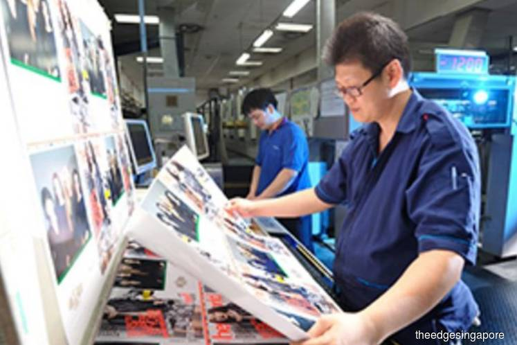 F&N's Times Publishing to acquire 60% stake in Print Lab for S$24.5 mil