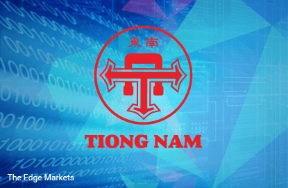 Insider Asia's Stock Of The Day: Tiong Nam Logistics