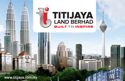Titijaya partners CREC for RM2.1b mixed development in KL