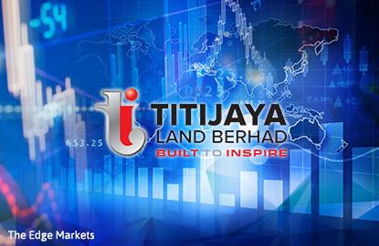 Stock With Momentum: Titijaya Land