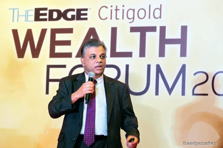 The Edge-Citigold Wealth Forum 2018: European and Japanese equities look appealing