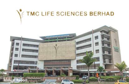 TMC生命科学末季净利翻倍至587万令吉