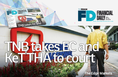 TNB takes EC and KeTTHA to court