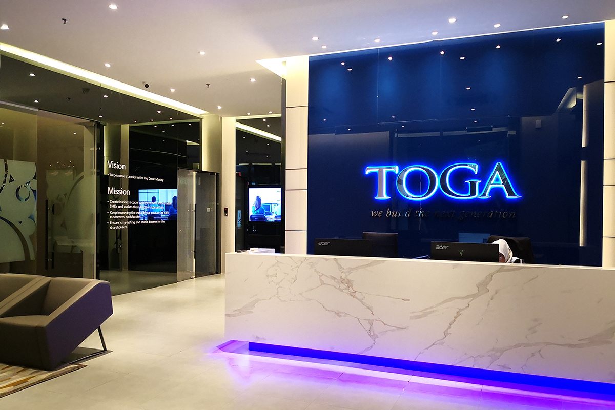 Toga looks towards the future with new apps and partnerships