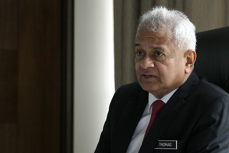 Attorney-General Tommy Thomas resigns
